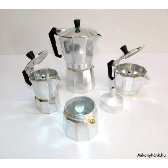 Kávéfőző  1 személyes alumínium (28140)