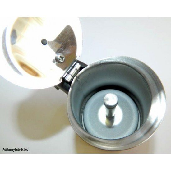 Kávéfőző rozsdamentes 6 személyes (KPS-600)