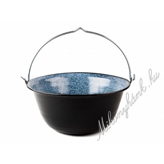 Zománcozott gulyásbogrács 40 liter